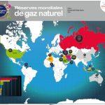 Des posters pour travailler sur les réserves mondiales d'énergie