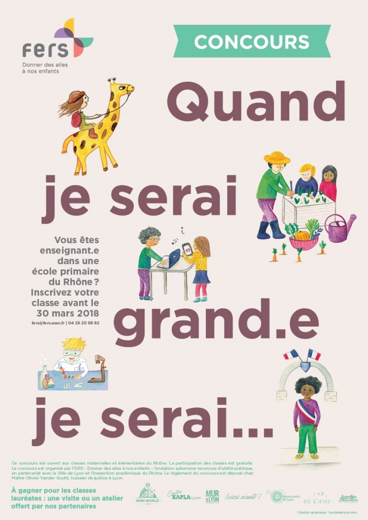 image affiche concours